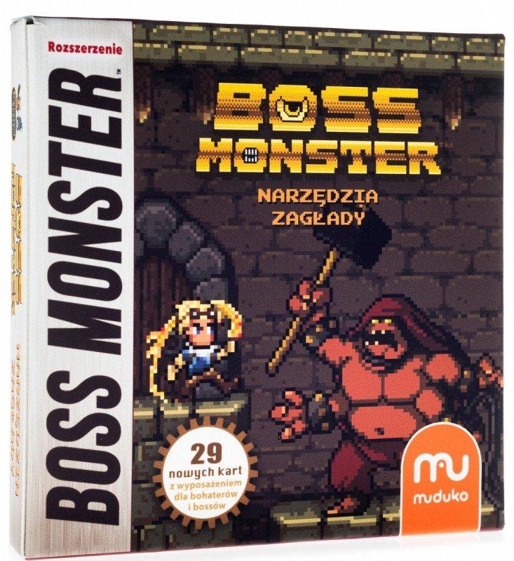 Dodatek 3 Boss Monster - Narzędzia zagłady