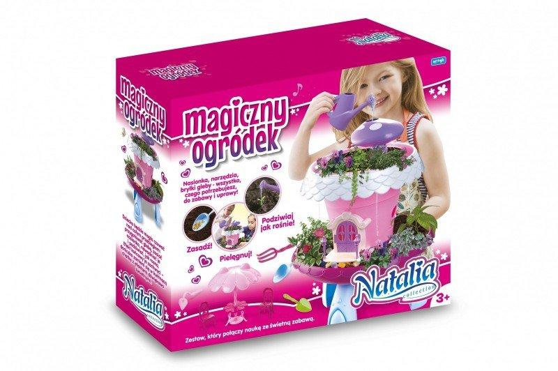 Magiczny ogródek Natalia