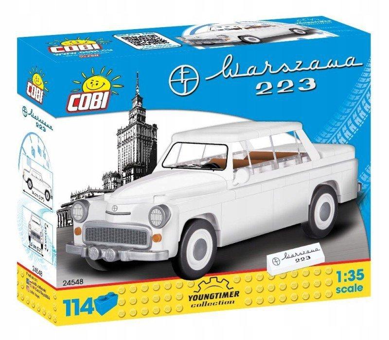 Klocki Cars Warszawa 223
