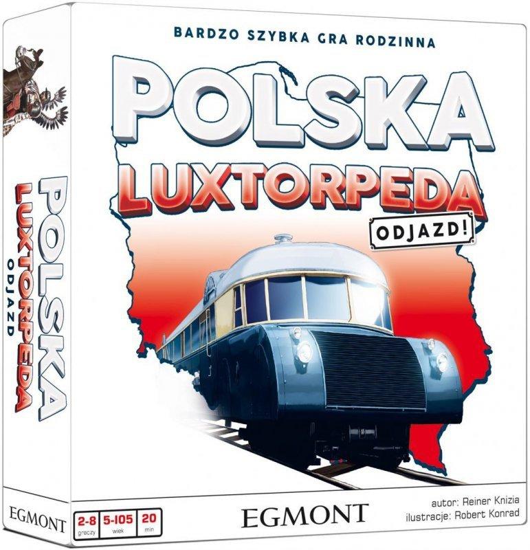 Egmont Gra Luxtorpeda- odjazd