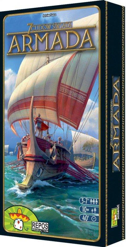 Gra 7 Cudów Świata: Armada