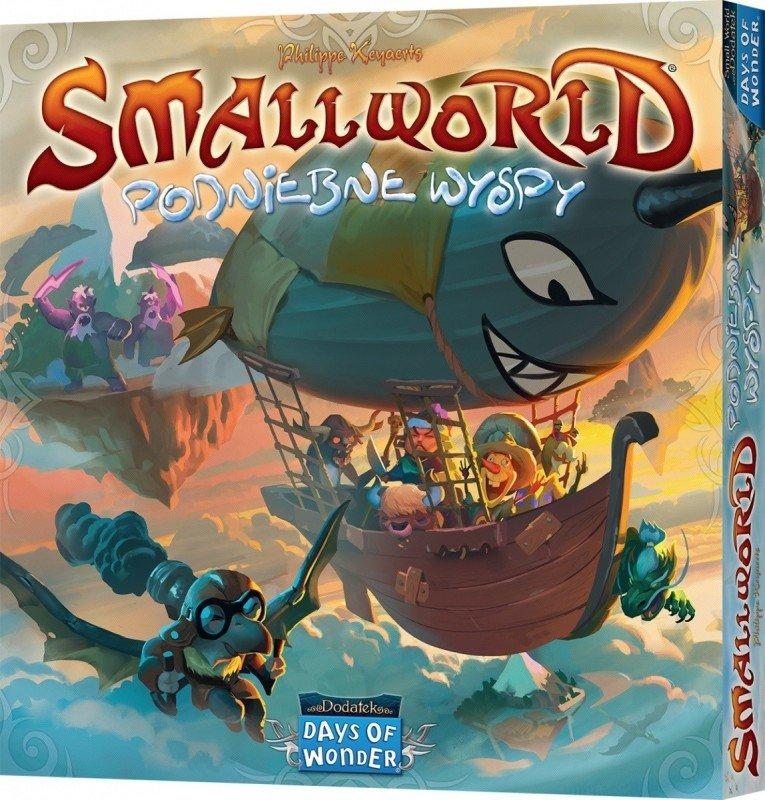 Gra Small World: Podniebne Wyspy