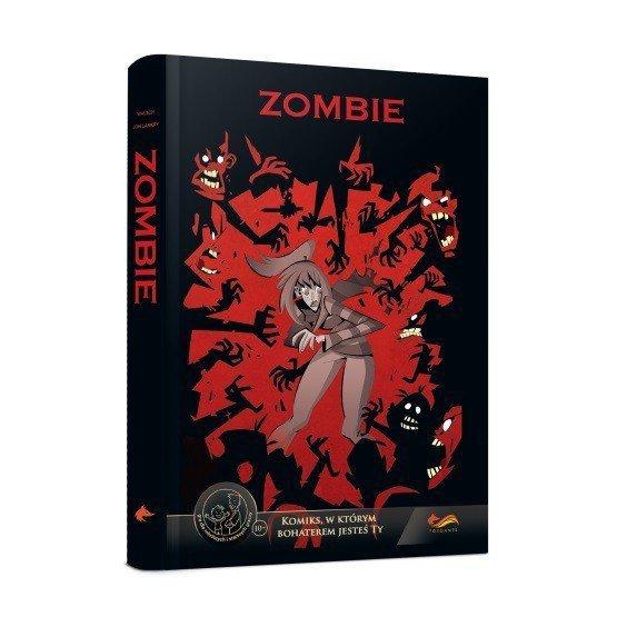 Foxgames Gra Komiks Paragrafowy Zombie