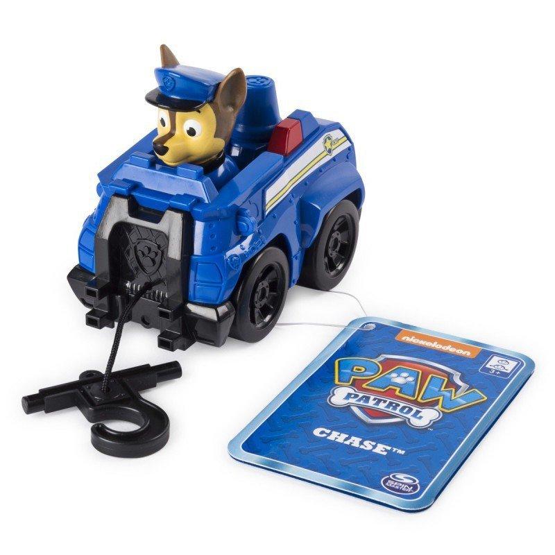 Pojazd Psi Patrol Chase