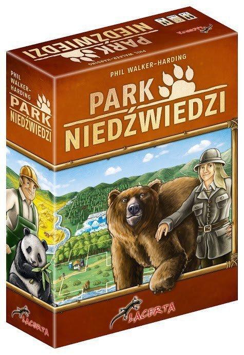 Lacerta Gra Park Niedźwiedzi