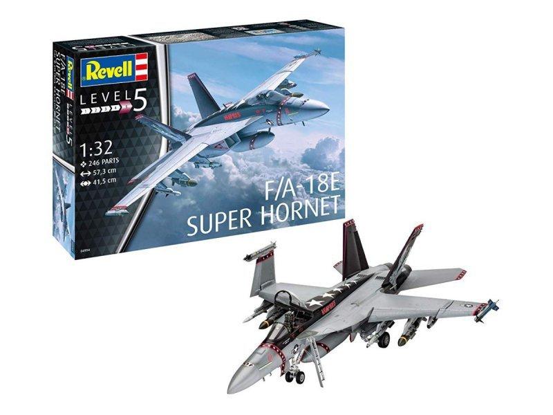 Model plastikowy F/A-18E Super Hornet