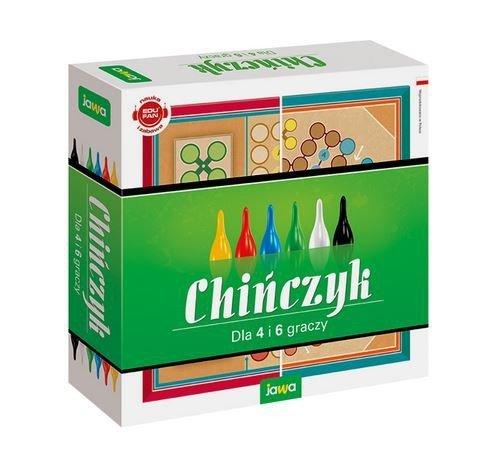Jawa Gra Chińczyk dla 4 i 6 graczy