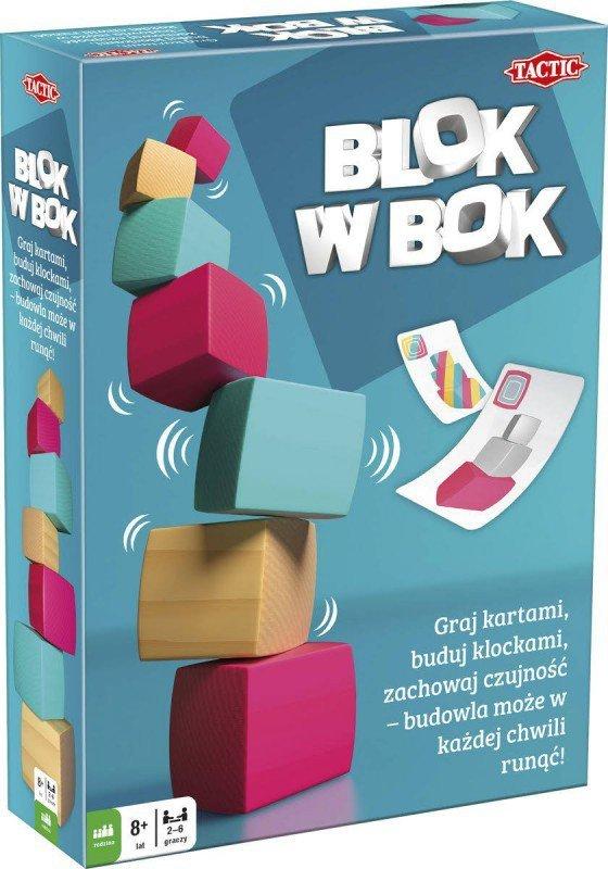 Tactic Gra Blok w Bok