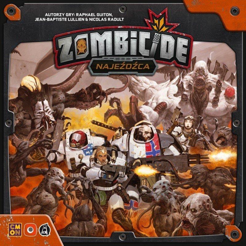 Portal Games Gra Zombicide Najeźdzca