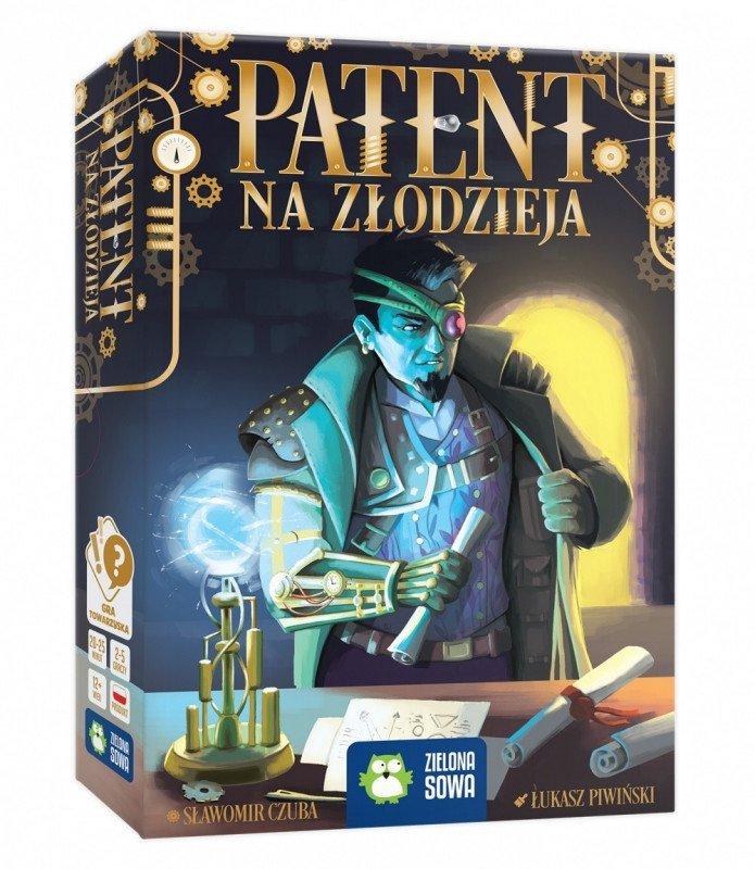 Zielona Sowa Gra Patent na Złodzieja