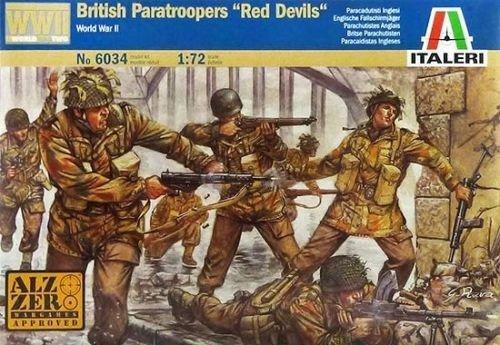 Italeri British Paratroopers