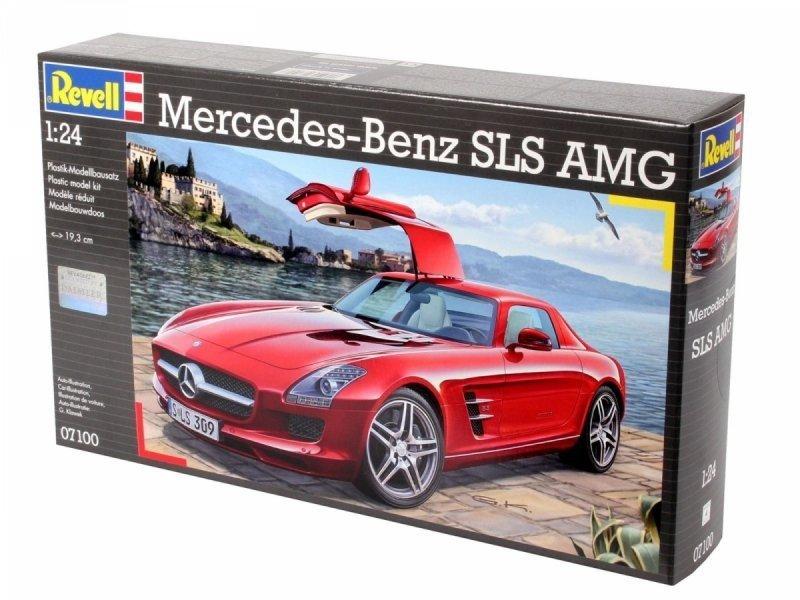 Revell Model do sklejania Mercedes-Benz SLS AMG