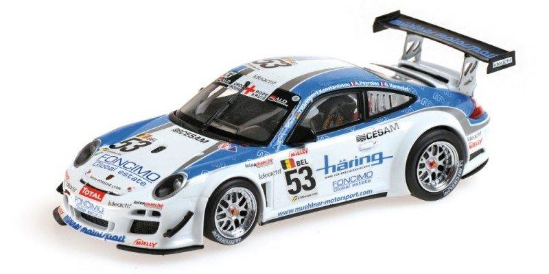 MINICHAMPS Porsche 911 GT3R #53 Vannelet