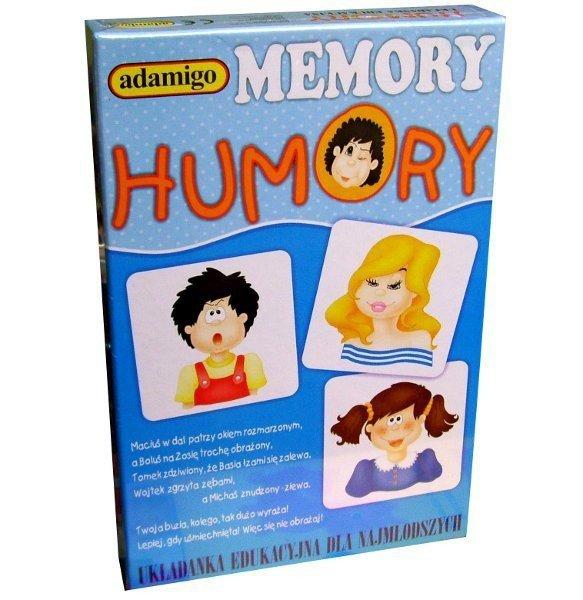 Adamigo GRA MEMORY HUMORY