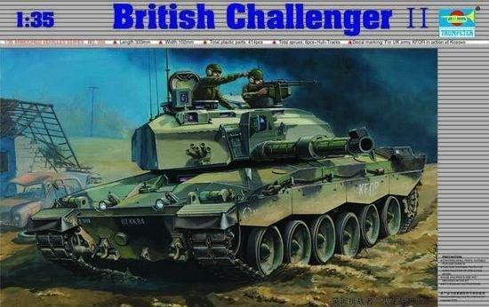 Trumpeter TRUMPETER British Challenger II