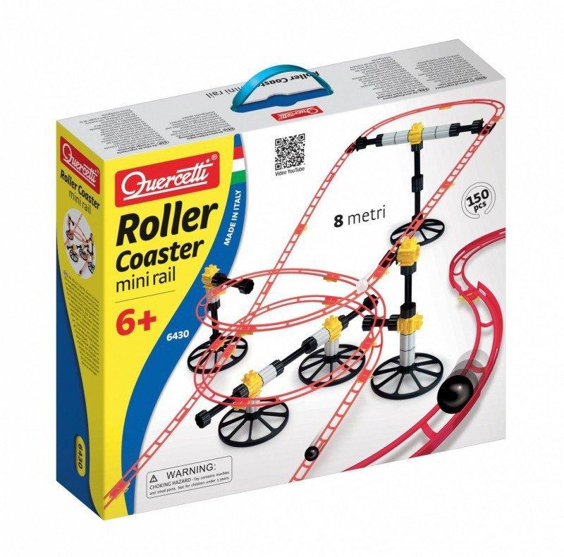 Quercetti Syrail Roler Coaster 150 części