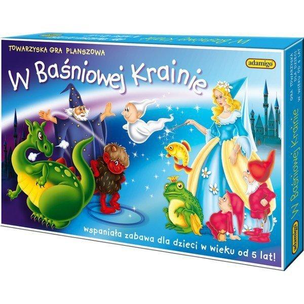Gra W Baśniowej Krainie