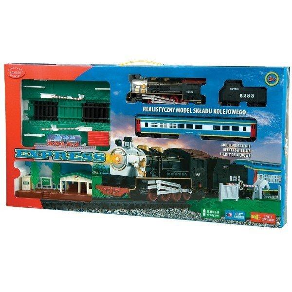 Dromader Kolejka Express 330 cm +przejazd