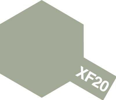 Tamiya Farba Acrylic Mini XF-20 Medium Grey