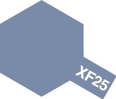 Tamiya Farba Acrylic Mini XF-25 Light Sea Grey