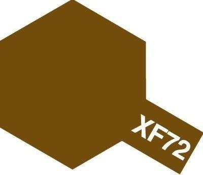 Tamiya Farba Acrylic Mini XF-72 Brown