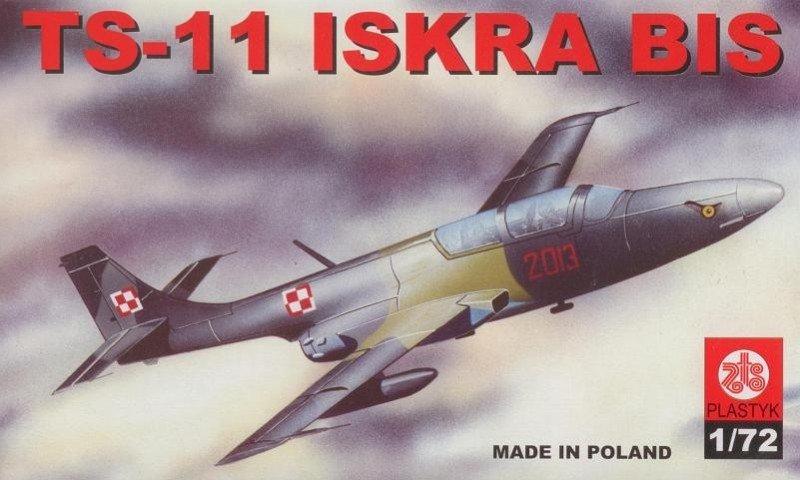 Plastyk TS-11 Iskra Bis