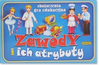 Adamigo Loteryjka Zawody i ich Atrybuty