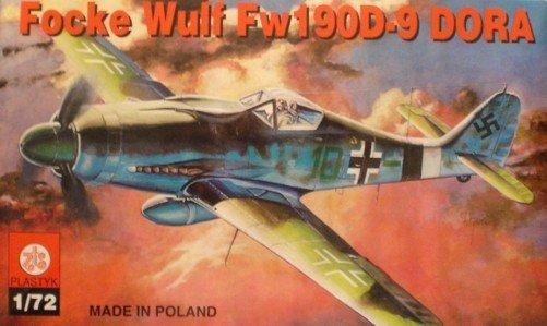 Plastyk Focke Wulf Fw190D-9 Dora