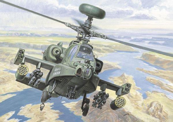 Italeri ITALERI AH-64D Longbow A pache