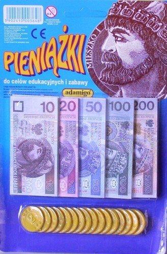 Adamigo Pieniądze PL + Bilon