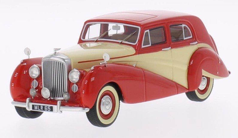 BOS MODELS Bentley MK VI Harold Radford