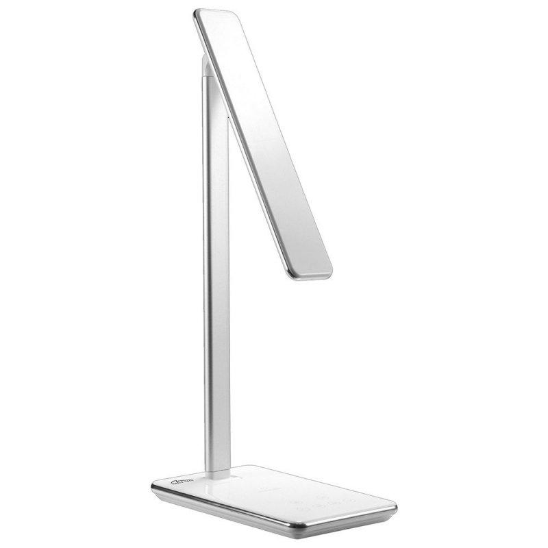 Lampka biurkowa z ładowarką bezprzewodową