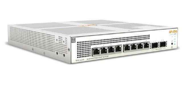 Przełącznik Aruba Instant On PoE 8x1GbE 2xSFP 124W PoE JL681A