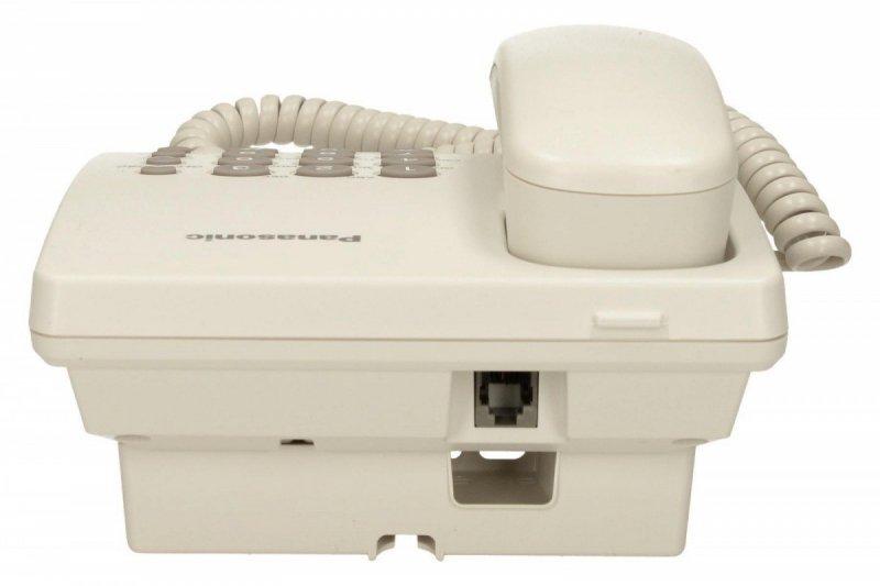 KX-TS500 White Przewodowy/White