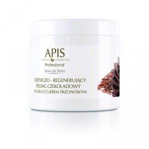 APIS Deser dla skóry odżywczo-regenerujący peeling czekoladowy 700g