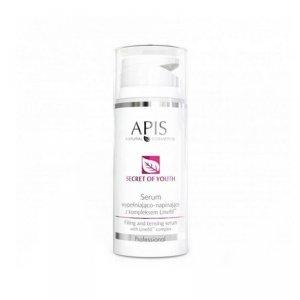APIS Sekret Młodości Serum wypełniająco-napinające z kompleksem Linefill 100ml