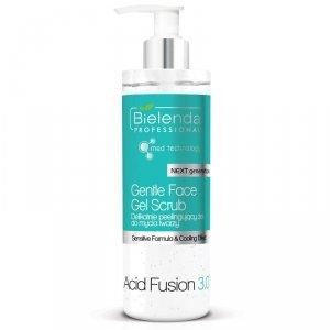 BIELENDA Acid Fusion 3.0 Delikatnie peelingujący żel do mycia twarzy 200g