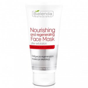 BIELENDA Odżywczo-Regenerująca Maska po eksfoliacji 175 ml