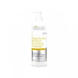BIELENDA Regenerująco - witaminowa oliwka do masażu ciała 500 ml