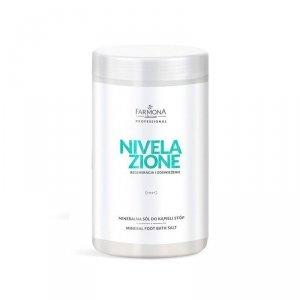 FARMONA NIVELAZIONE Mineralna sól do kąpieli stóp 1500 g