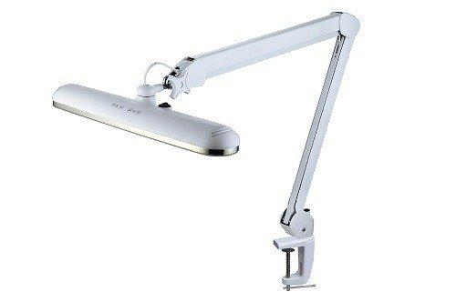 LAMPA WARSZTATOWA SONOBELLA BSL-03 LED 12W CLIP