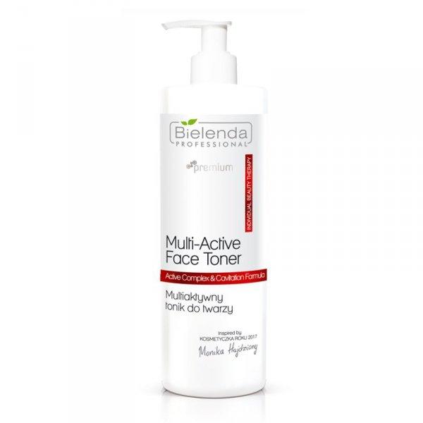 BIELENDA Individual Beauty Therapy Multiaktywny tonik do twarzy 500ml