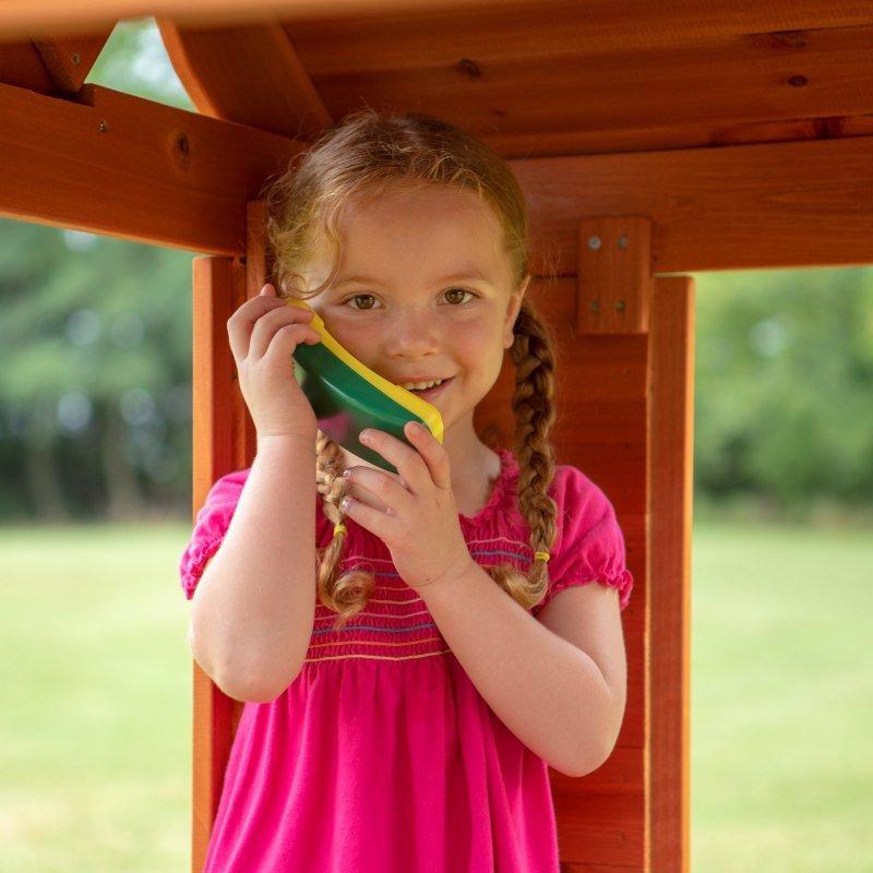 Drewniany Domek ogrodowy dla dzieci Timberlake Backyard Discovery