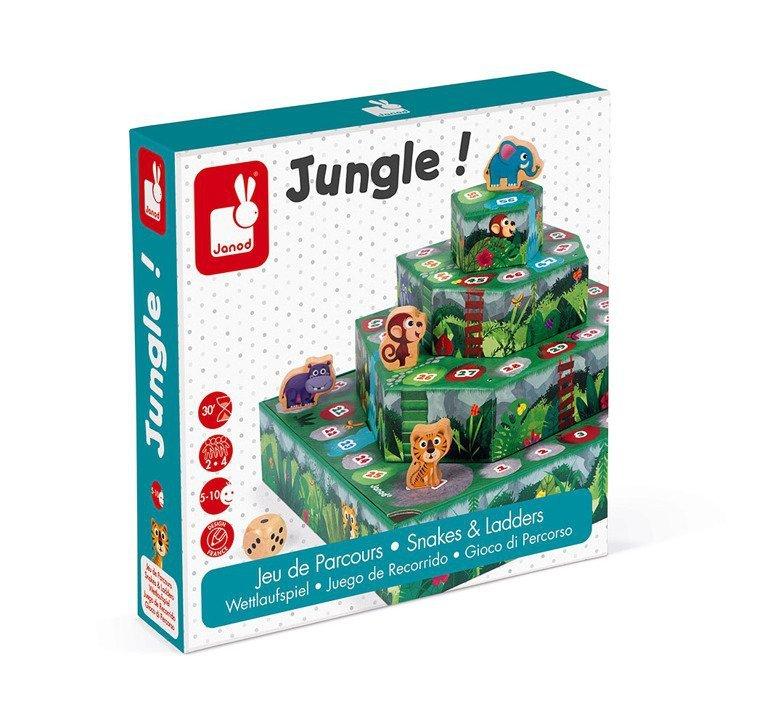 Gra wyścig Dżungla www.tuliki.pl