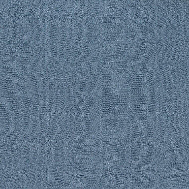 Lassig Bambusowy Otulacz-Kocyk 80x80cm Zestaw 3 szt. Glama Lama blue