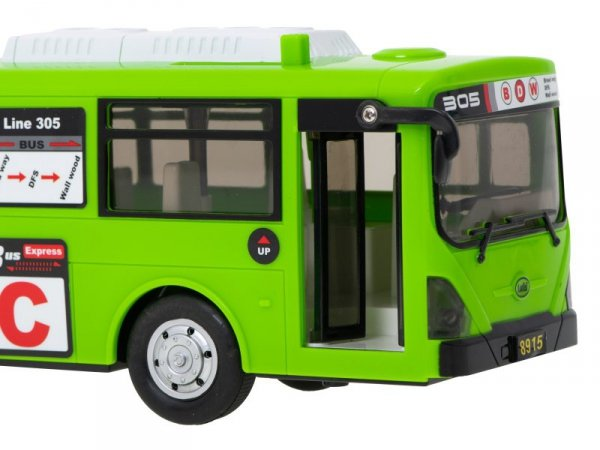 Autobus Szkolny Gimbus 1:20 zielony