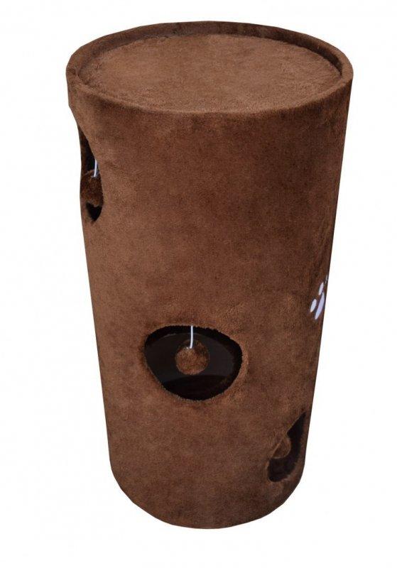 Drapak/Tuba/ Wieża/ Legowisko dla Kota 78cm Brązowy