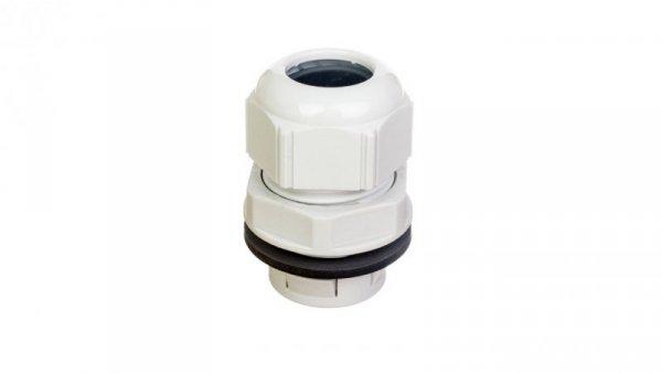Dławnica kablowa poliamidowa M25 IP68 SKINTOP CLICK 25 jasnoszara 53112688