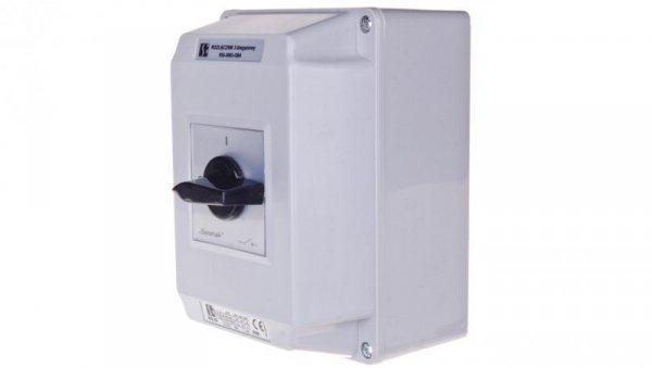 Rozłącznik izolacyjny 3P 63A RSI-3063OB4