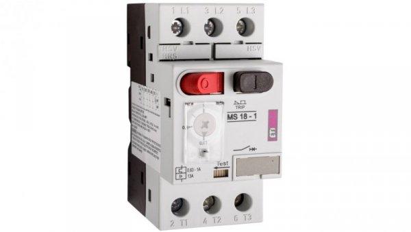 Wyłącznik silnikowy 3P 0,25kW 0,63-1A MS18 004600344